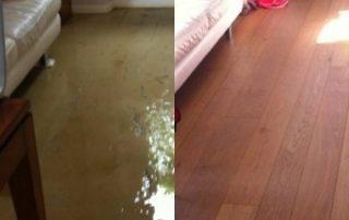 baccianini restauro pavimento post alluvione
